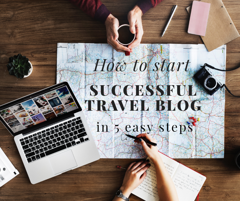 successful travel blog