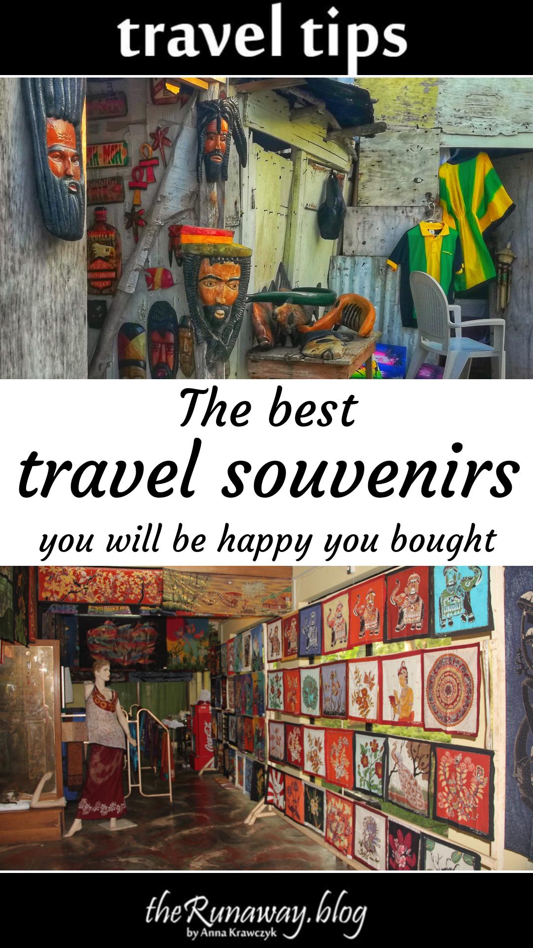 The best travel souvenirs