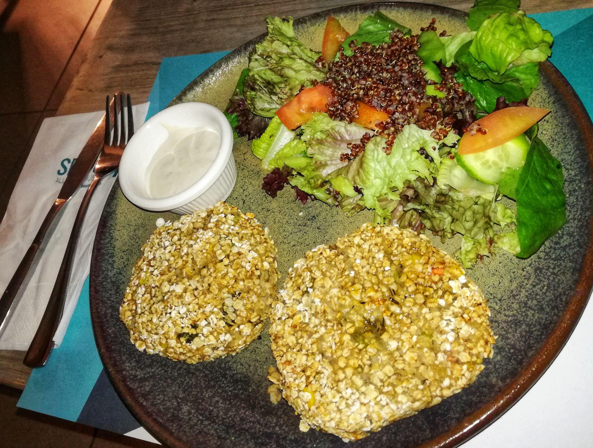 eating vegan in Cyprus