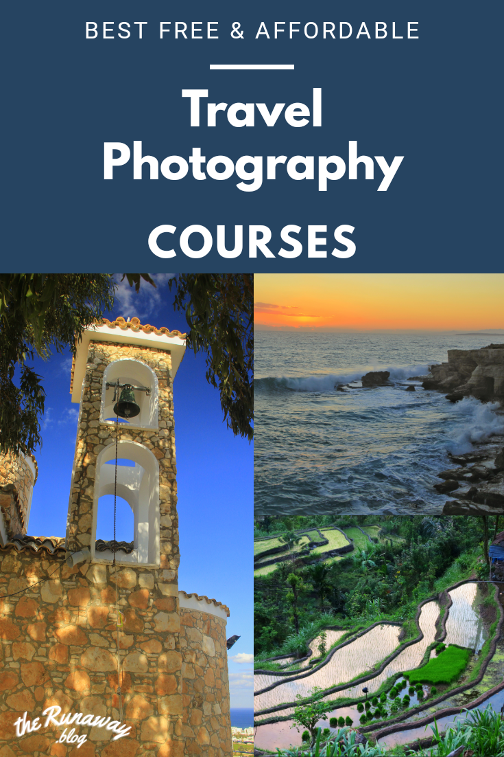 travel photography courses